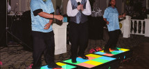 Lighted Dance Floors